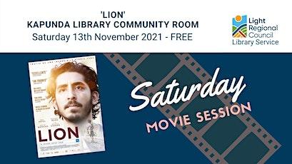 'Lion' Saturday Movie Session @ Kapunda Library tickets