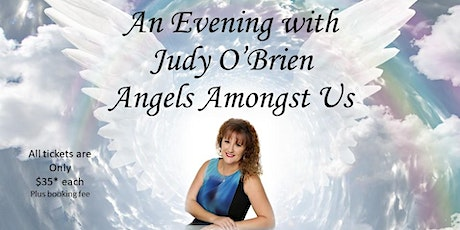 An Evening with Angels Amongst Us - Judy O'Brien tickets