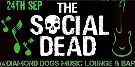 Social Dead with Guests tickets