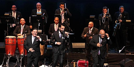 Spanish Harlem Orchestra Concert at The Monterey Conference Center tickets