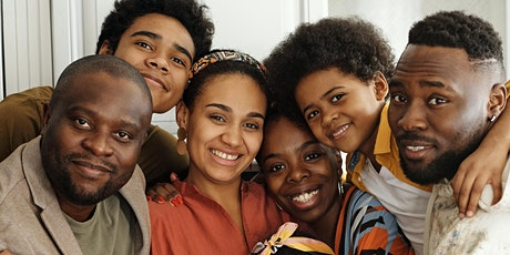 Black Parenting Series: Navigating the New Normal II tickets