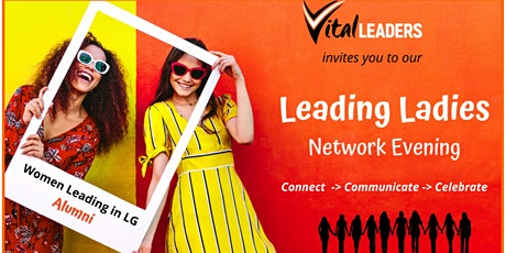 Leading Ladies Network Evening tickets