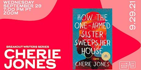 Breakout Writers Series: Cherie Jones tickets