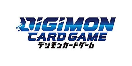 Digimon Tamer Workshop tickets