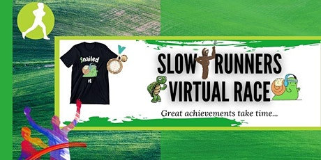Slow Runners Virtual Race tickets