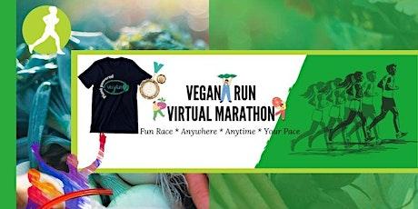 Vegan Run Virtual Marathon tickets