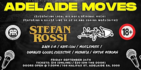 Adelaide Moves! tickets