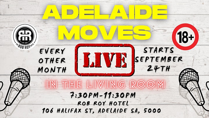Adelaide Moves! image
