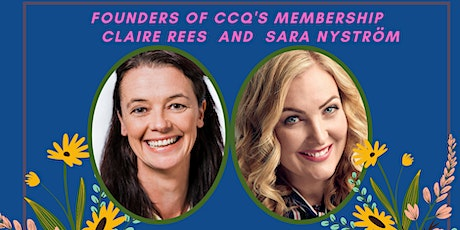 Building Confidence Through Communication with CCQ's! tickets