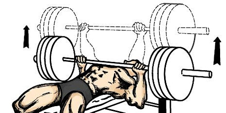 """""""Rep Out"""" Bench Press Competition tickets"""