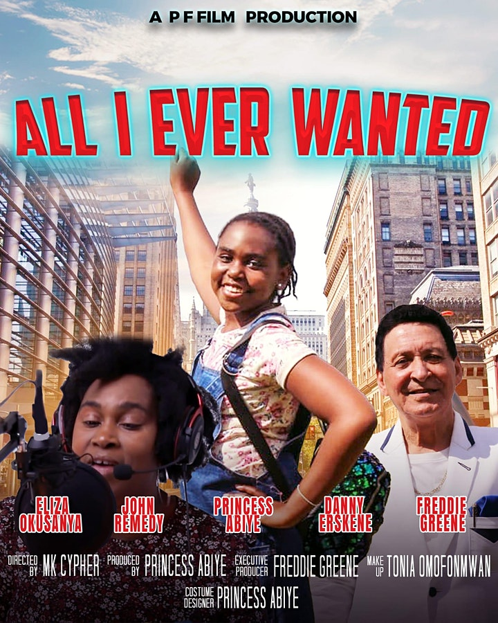 ALL I EVER WANTED MOVIE SCREENING image
