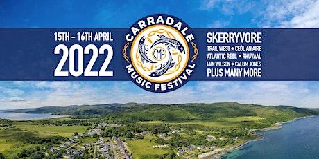 Carradale Music Festival 2022 tickets