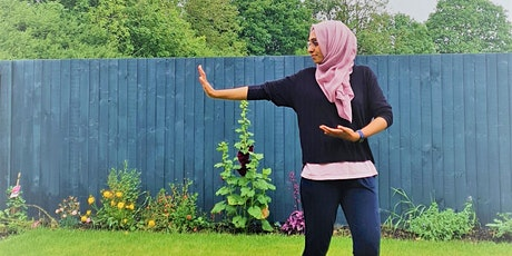 Gentle Tai Chi for Dizziness, balance and falls - Part 2 Standing tickets