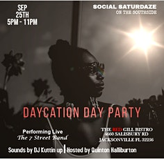 Social Saturdaze Daycation Day Party tickets