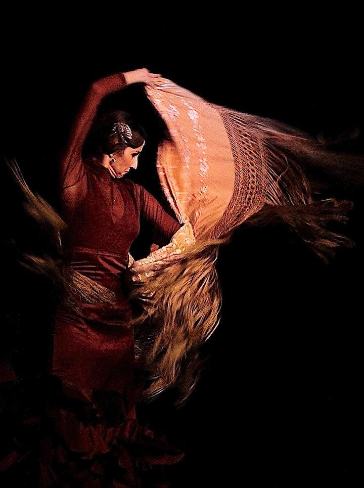 Raíces: Lourdes Fernández  Flamenco Show image