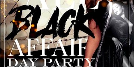 Social Saturdaze All Black Affair Day Party tickets