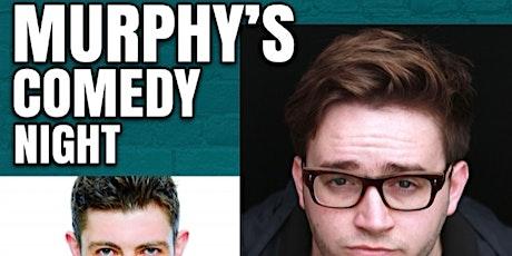 Murphy's Distillery & Bar Comedy Night - 7th October tickets