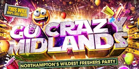 Go Crazy Midlands tickets
