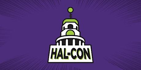 Hal-Con Sci-Fi Fantasy Convention 2021, Oct 23-24 tickets