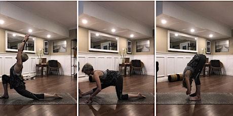 Yoga at Home! Vinyasa Yoga tickets