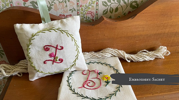 Heirloom Workshop Series: Embroidery image