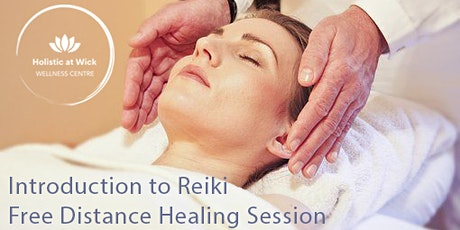 Free Introduction to Reiki, with Distance Healing Session tickets