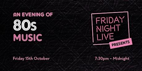 80's Disco Night tickets