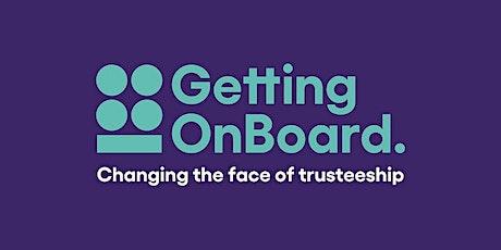 Charity Board Leadership Programme - Information Webinar tickets