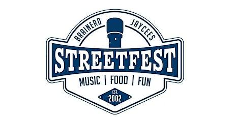 Street Fest tickets