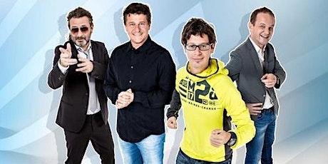 Comedy-Hirten:  Comeback-Show Tickets