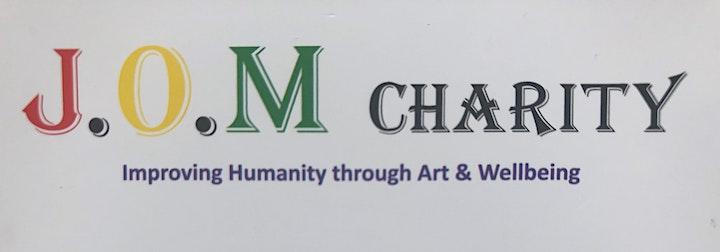 JOM Charity Afro Celtic Textile Art Exhibition International Festival Day image