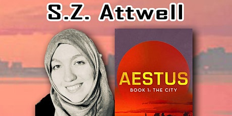 Online Event: Reading & Interview with S.Z. Attwell tickets