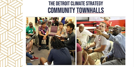 Community Townhall #1 - Detroit Climate Strategy tickets