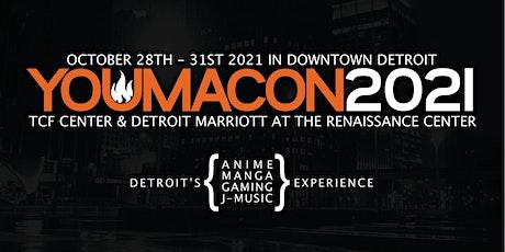 Youmacon 2021 tickets
