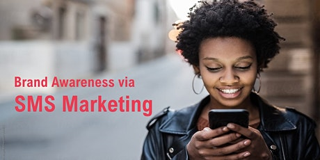 Create brand awareness and engage directly with customers via SMS Marketing tickets