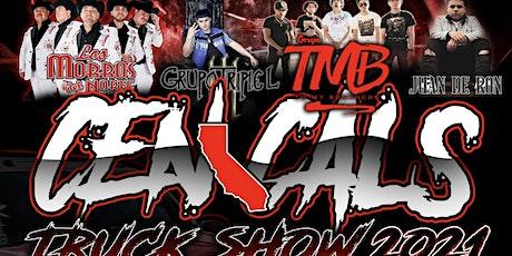Cen Cals Truck Show 2021 tickets