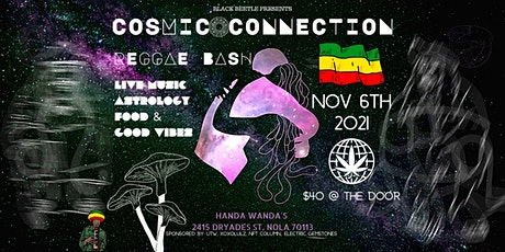 Black Beetle Presents Cosmic Connection tickets