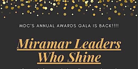 Miramar Leaders Who Shine Annual Gala tickets