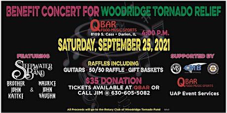 Woodridge Tornado Relief Conert tickets