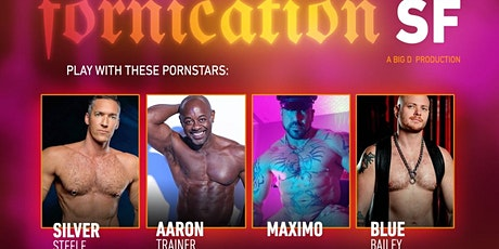 SAN FRANCISCO Fornication Oct 15 2021 tickets