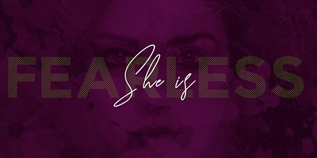 She is Fearless Women's Conference tickets