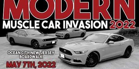 2022 NJ Modern Muscle Car Invasion tickets
