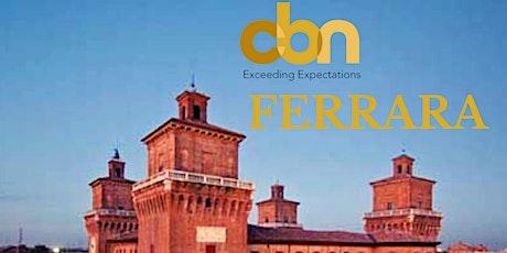 CBN FERRARA online! biglietti