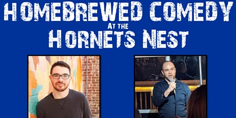 Homebrewed Comedy at the Hornets Nest tickets