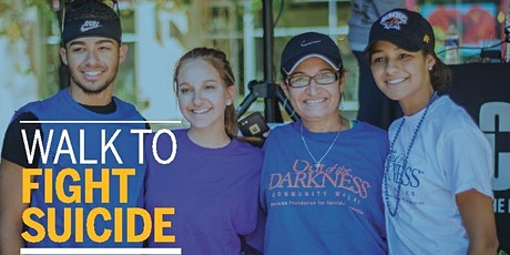 Myrtle Beach Out of the Darkness Walk for Suicide Prevention tickets