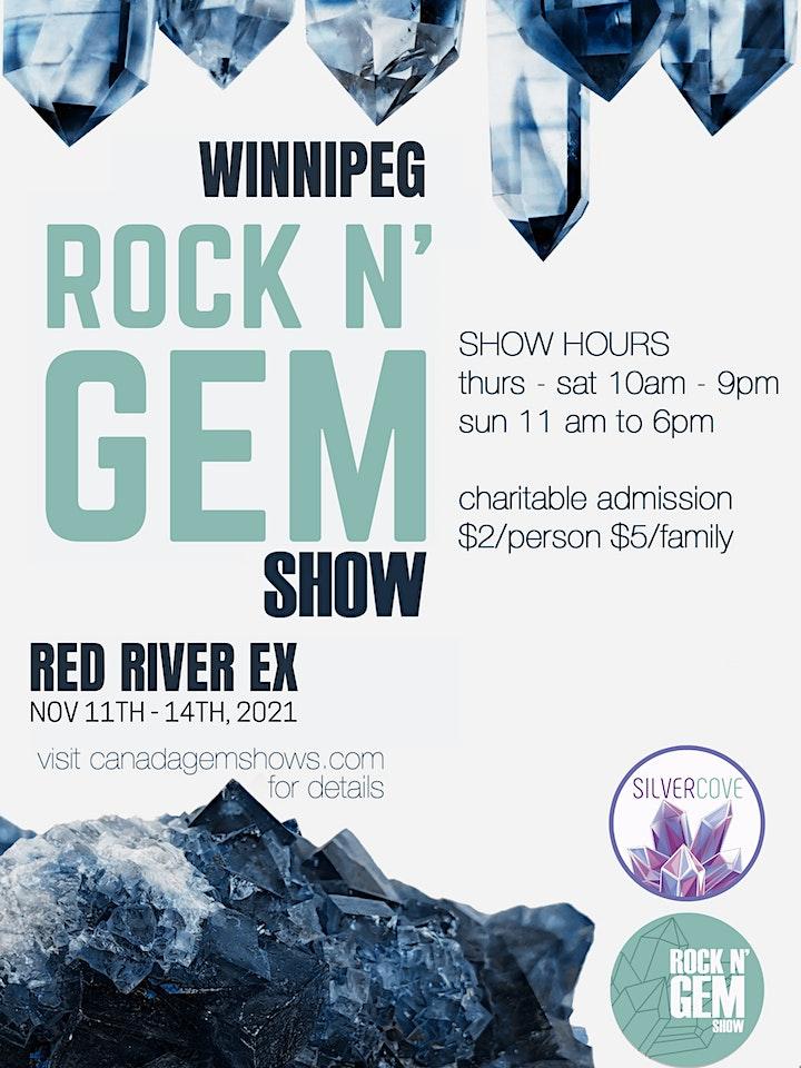 Winnipeg Rock N' Gem Show image