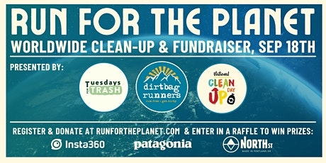Run for the Planet Fundraiser & Worldwide Clean-Up tickets