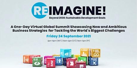 Reimagine! Global Summit- Live Showcase tickets