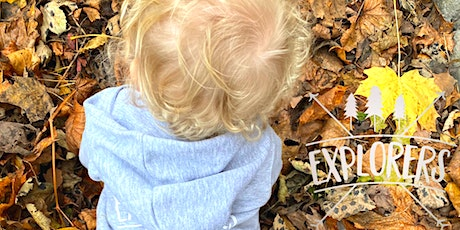 Babies and Toddlers Forest School Stay & Play @Explorers tickets