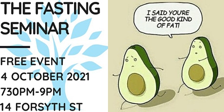 The Fasting Seminar tickets